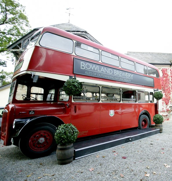 Bowland Brewery Bus