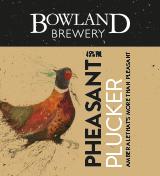 Pheasant Plucker
