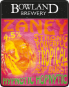 Hoppy with tropical flavours <br> April - March