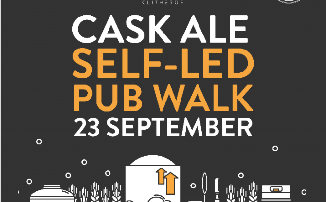 Cask Ale Week Self-Led Pub Walk | 23rd September - Bowland Brewery